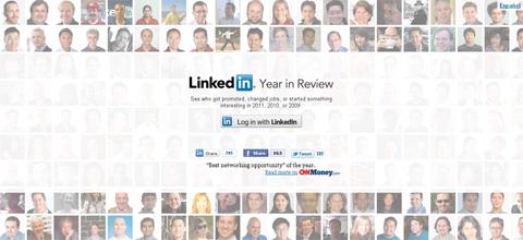 LinkedIn un resumen anual
