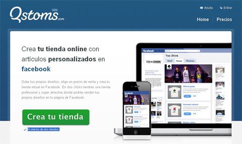 Tu tienda online en Facebook