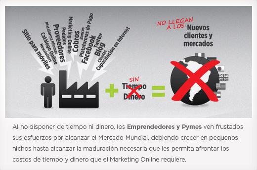 Marginación Pymes a nichos, Predicciones 2012 y Humanismo Online