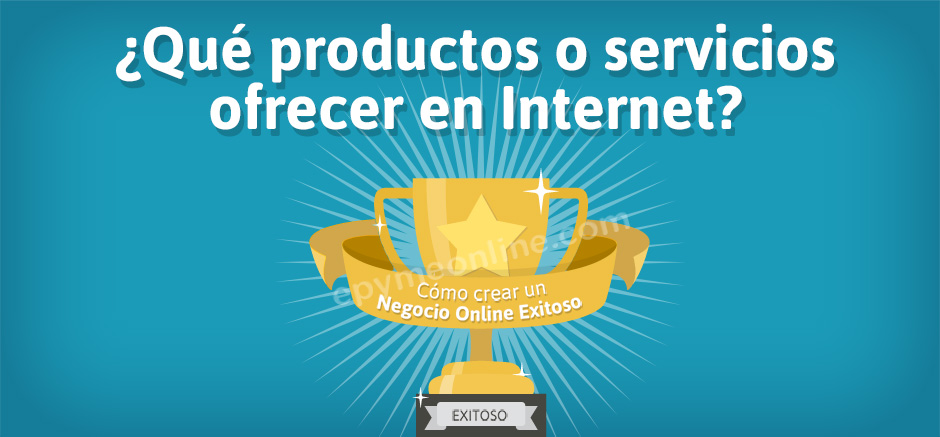 Qué productos vender en Internet