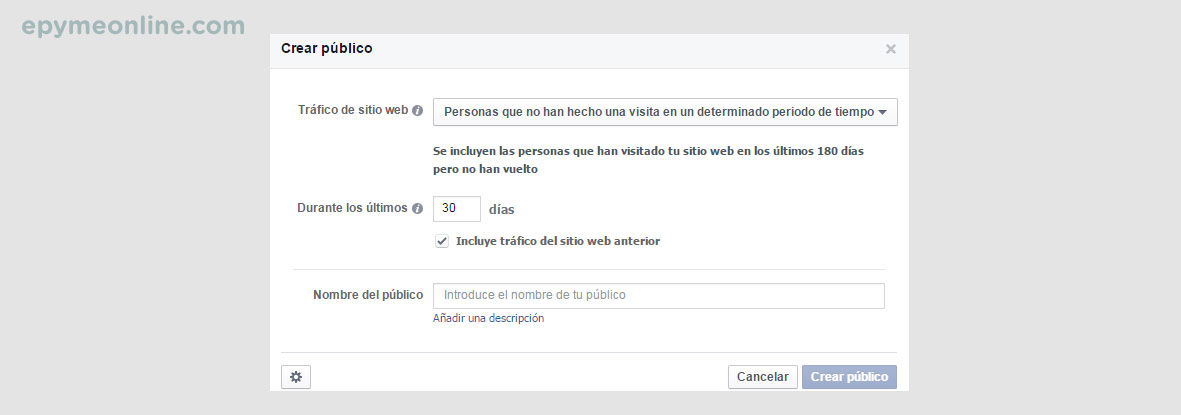 Píxel de remarketing