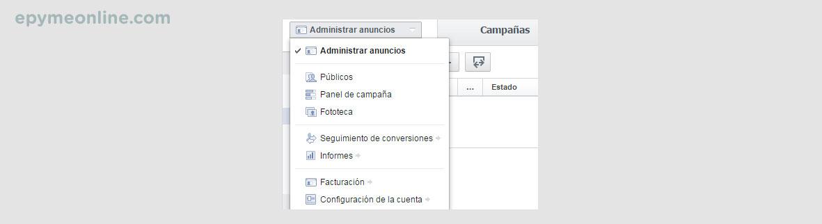 Público en Facebook
