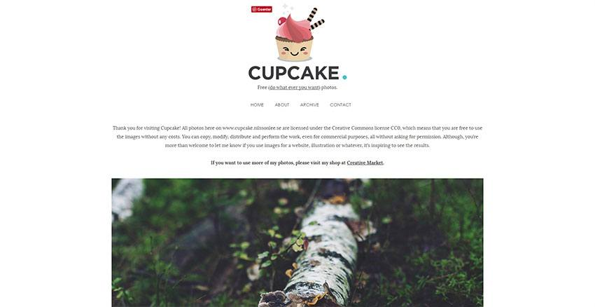 Cupcake - Buen banco de imágenes CC0