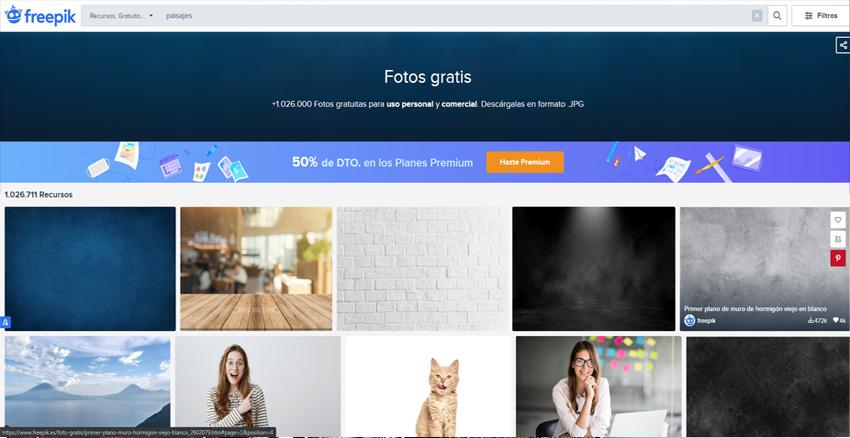 Freepik - Banco de Imágenes Gratis