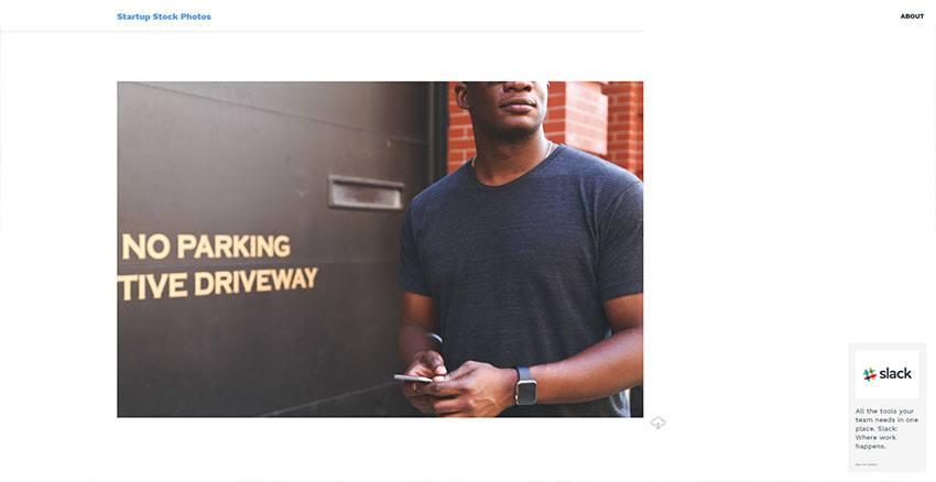 Startupstockphotos - Banco de imágenes para startups, bloggers y desarrolladores
