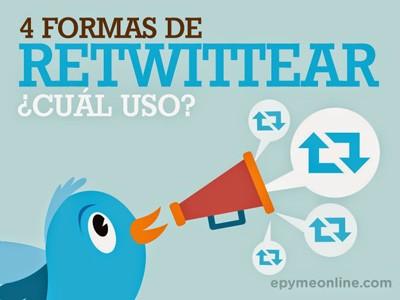 Cómo Retwittear un Tweet: 4 formas de hacerlo