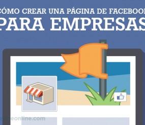 Cómo crear una página de Facebook para empresas – Paso a Paso