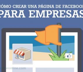 Cómo crear una página de Facebook para empresas en 5 pasos