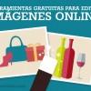 Herramientas gratuitas para editar imágenes Online