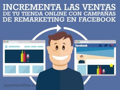 Incrementa las ventas de tu Tienda Online con campañas de Remarketing en Facebook