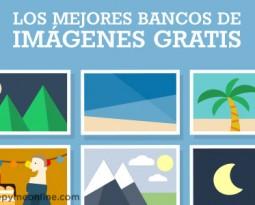 Los 7 mejores bancos de imágenes gratis para tu blog o Tienda Online