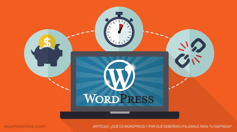 Razones de una Empresa para Utilizar Wordpress