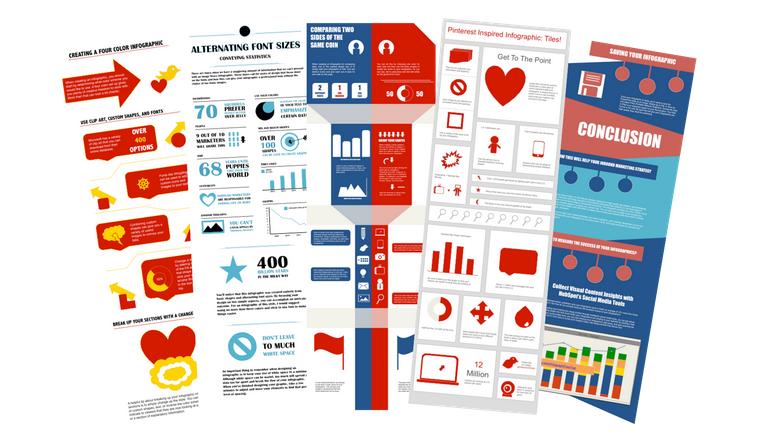 Plantillas para hacer infografías en PowerPoint